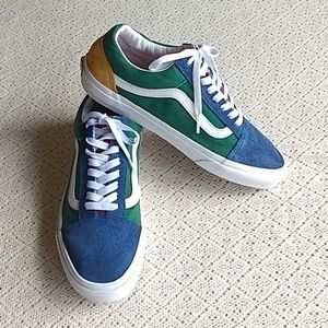 VANS YACHT CLUB OLD SKOOL SHOES